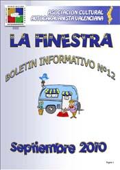 Boletín Nº 12 SEP 2010